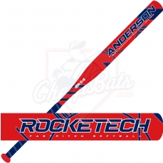 2019 Anderson RockeTech Fastpitch Softball Bat -9oz 017037