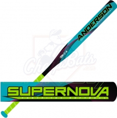 2019 Anderson Supernova Fastpitch Softball Bat -10oz 017038