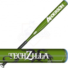 2012 Anderson TechZilla XP Youth Baseball Bat -9oz. 015020