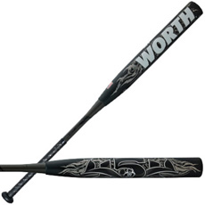 Blemished Worth Mutant 454 ASA Slowpitch Softball Bat SB4MXA