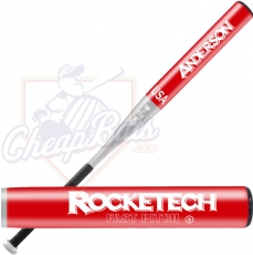 2014 Anderson RockeTech Fastpitch Softball Bat -9oz