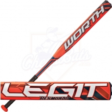 2014 Worth Legit Resmondo USSSA Softball Bat SBLUR
