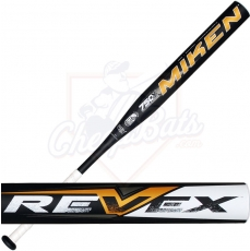 Miken Rev Ex Slowpitch Softball Bat Balanced USSSA SREVBU