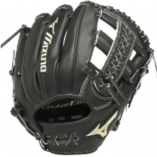 "Mizuno Global Elite VOP Baseball Glove 11.5"" GGE61VAXBK"