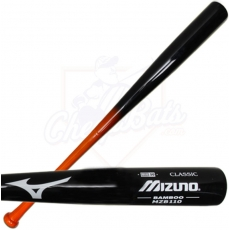 Mizuno Classic Bamboo BBCOR Baseball Bat MZB110 340191 (Black/Orange)