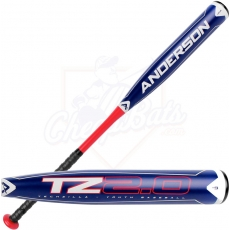2015 Anderson Techzilla Youth Baseball Bat -9oz 015029