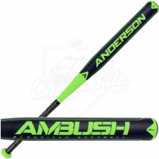 2015 Anderson Ambush Slowpitch Softball Bat ASA USSSA Balanced 011040