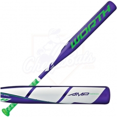 2015 Worth Amp Alloy Fastpitch Softball Bat -11oz FPA511