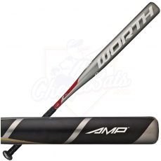 2015 Worth Amp Alloy Reload Slowpitch Softball Bat SBA5UA
