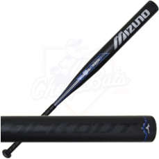 2015 Mizuno Blackout Slowpitch Softball Bat ASA Balanced 340298
