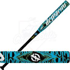 2015 CLOSEOUT DeMarini FLIPPER AFTERMATH 1.20 Slowpitch Softball Bat USSSA WTDXFLU-15