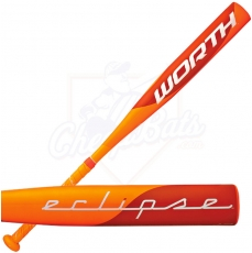 2015 Worth Eclipse Fastpitch Softball Bat -12oz FPE512