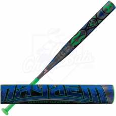 2015 Worth Mayhem Slowpitch Softball Bat Balanced SBM5UA