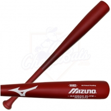 CLOSEOUT Mizuno Bamboo Elite BBCOR Baseball Bat MZE271 (Cherry)