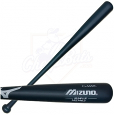 Mizuno Classic Maple Baseball Bat MZM62 340110 (Navy)