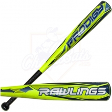 2015 Rawlings Prodigy Junior Big Barrel Baseball Bat -10oz YBBP10
