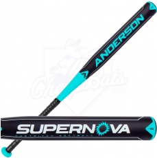 CLOSEOUT 2015 Anderson Supernova Fastpitch Softball Bat -10oz 017030
