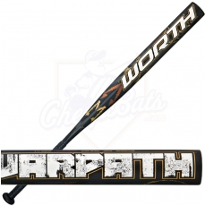 2015 Worth Warpath Slowpitch Softball Bat Balanced SBW5UA