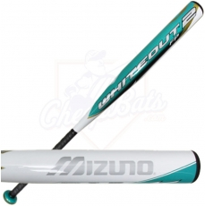 2015 Mizuno Whiteout 2 Balanced Fastpitch Softball Bat -9oz 340304