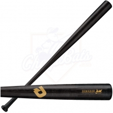 DeMarini Pro Maple 110 Wood Baseball Bat (Black) WTDX110BLM