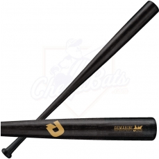 DeMarini Pro Maple 243 Wood Baseball Bat (Black) WTDX243BLM