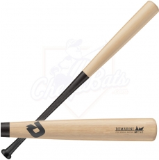 DeMarini Pro Maple 243 Wood Baseball Bat (Natural/Black) WTDX243NBM
