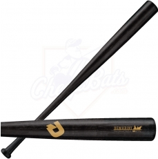 CLOSEOUT DeMarini Pro Maple 271 Wood Baseball Bat (Black) WTDX271BLM