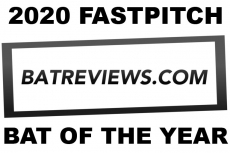 2020 Fastpitch Softball Bat of the Year
