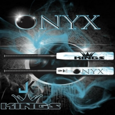 2020 Onyx Kings Slowpitch Softball Bat End Loaded USSSA (Two Piece)