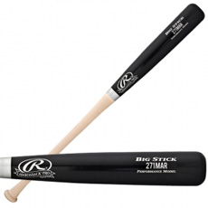 CLOSEOUT Rawlings Maple Wood Baseball Bat Adult 271MAR