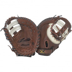 CLOSEOUT Mizuno Franchise Series First Base Mitt GXF92 12.5""