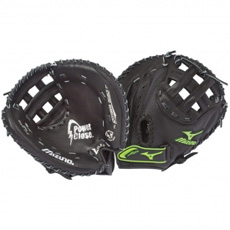 "CLOSEOUT Mizuno Prospect Fastpitch Catchers Mitt 32.5"" Youth GXS101 311663"