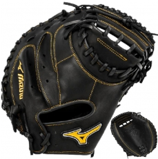 "CLOSEOUT Mizuno MVP Prime Catchers Mitt 34"" GXC50PB1"