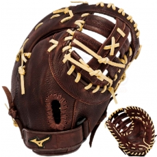 "Mizuno Franchise First Base Mitt 12.5"" GXF90PB1"