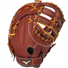 "CLOSEOUT Mizuno MVP Series First Base Mitt 13"" GXF58"