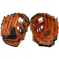 "CLOSEOUT Mizuno Prospect Youth Baseball Glove 11"" GPL1100Y2 312434"