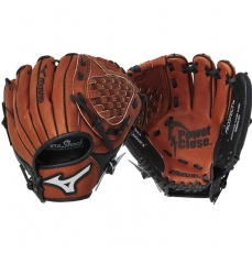 "CLOSEOUT Mizuno Prospect Youth Baseball Glove 10"" GPP1000Y2 312435"