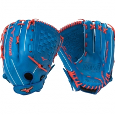 "Mizuno MVP Prime SE Slowpitch Softball Glove 14"" Royal/Red GMVP1400PSES5 312479"