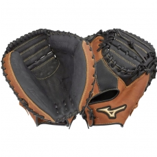 "Mizuno Samurai Youth Baseball Catcher's Mitt 33"" GXC95Y2 312634"
