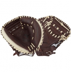 "Mizuno Franchise Baseball Catcher's Mitt 33.5"" GXC90B3 312736"
