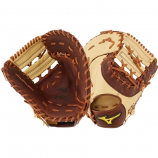 "Mizuno Classic Pro Soft Baseball First Base Mitt 12.5"" GXF28S3 312746"