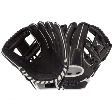 "Mizuno Pro Select Fastpitch Softball Glove 11.5"" GPSF1150BK 312768"