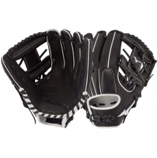 "Mizuno Pro Select Fastpitch Softball Glove 11.75"" GPSF1175BK 312769"