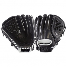 "Mizuno Pro Select Fastpitch Softball Glove 12"" GPSF1200BK 312770"