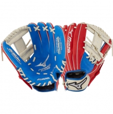 "Mizuno Prospect PowerClose Youth Baseball Glove 11"" GPP1100Y3MEC 312777"