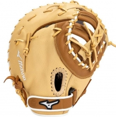 "Mizuno Franchise Baseball First Base Mitt 12.5"" GXF90B4 312973"