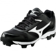 CLOSEOUT Mizuno 9-Spike Franchise 6 Youth Cleat Low 320399