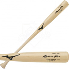 CLOSEOUT Mizuno Pro Maple Natural Wood Baseball Bat - MZP55 340188