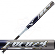 Mizuno Frenzy Elite Slowpitch Softball Bat End Loaded ASA