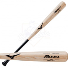 2014 Mizuno Classic Ash Baseball Bat Black-Natural MZA271  340240